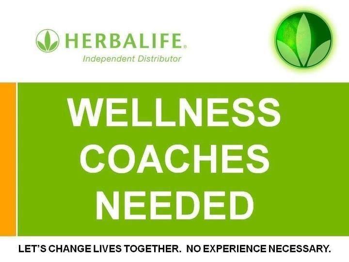 herbalife wellness coach