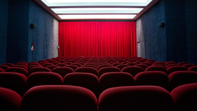 2/3 of US adults go to the theater less often. Only 17% report that they see more than 10 movies a year at the theater.