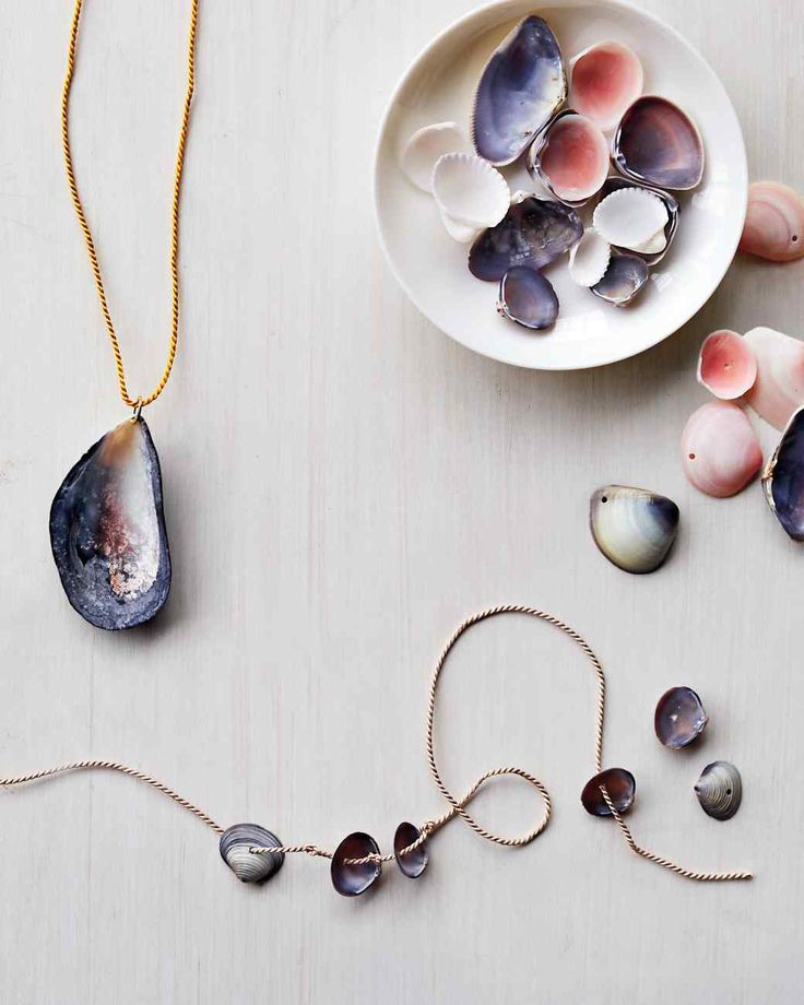 25 best ideas about shell jewelry on pinterest seashell for Shell diy