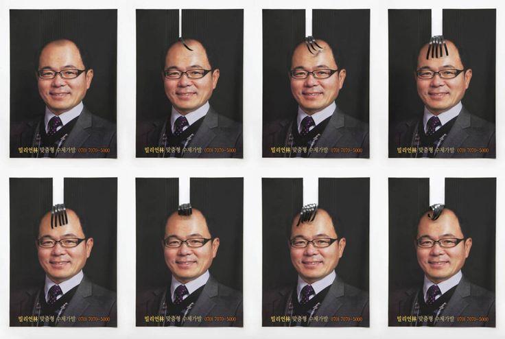 韩国广告天才李济锡,创意作品第二弹精彩继续!