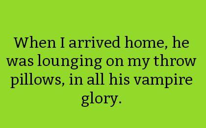 Writing the Vampire
