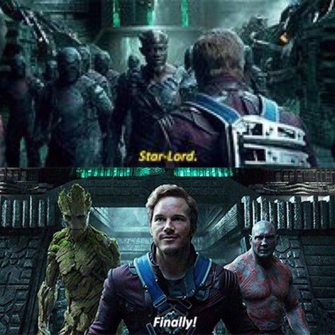 'Guardians Of The Galaxy' (2014)