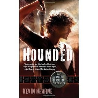 The Iron Druid Chronicles by Kevin Hearne - great series. If you like Jim Butcher's Dresden Files you'll most likely enjoy these too.
