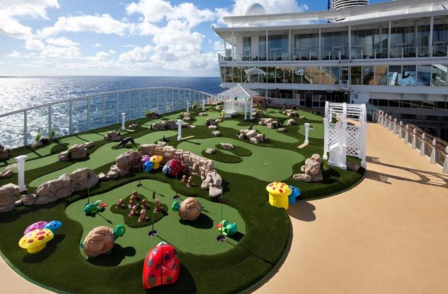 Royal Caribbean's Oasis Class - 19 Best Cruise Ships for Kids | Fodor's Travel