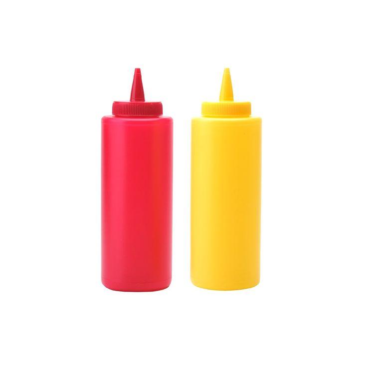 Ketchup/Mustard bottles