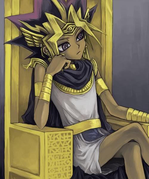 98 Best Pharaoh Atem Images On Pinterest
