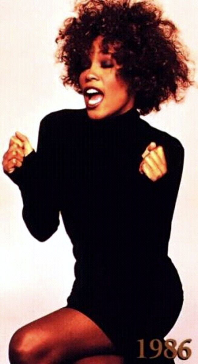 Beautiful Whitney - whitney-houston Photo