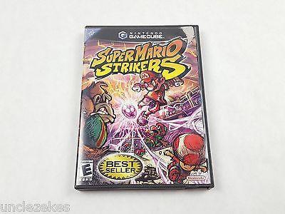 Super Mario Strikers Nintendo GameCube 2005
