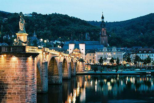 Heidelberg, Germany. When are we going @Leann Noles-Heidelberg???
