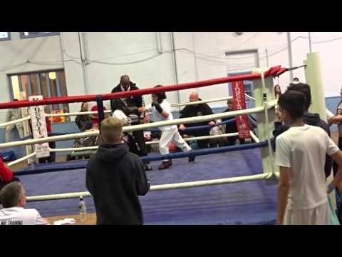 Night Of Championship Kickboxing Kodi B (Scorpion) vs Sahib M (GMMA)