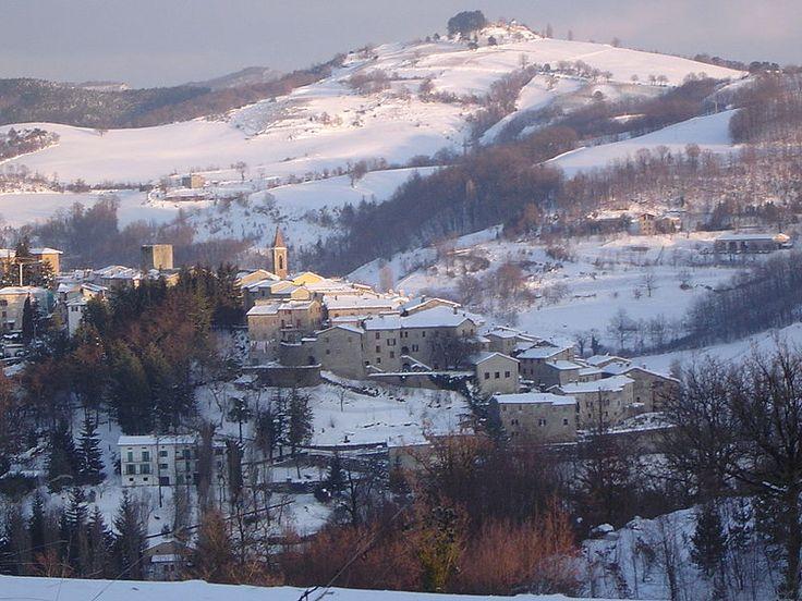 Pietralunga, Umbria