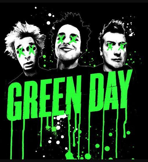 Green Day és una banda de música punk rock, formada el 1989 a Oakland Califòrnia (EUA). Gràcies a ells la música punk rock es va tornar a posar de moda amb l'àlbum Dookie. A més són considerats uns dels iniciadors del pop punk. Els seus components són: Billie Joe Armstrong, Mike Dirnt i Tré Cool.