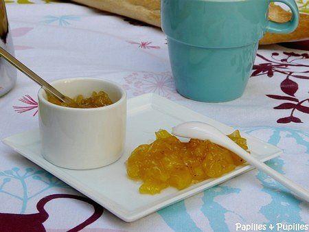 confettura ananas rum zenzero