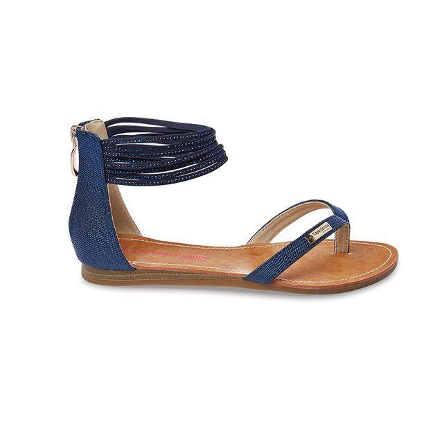 afbeelding Platte sandalen Ginkgo LES TROPEZIENNES PAR M.BELARBI