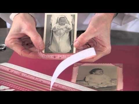 Ideas para crear un precioso álbum de Scrapbooking - YouTube