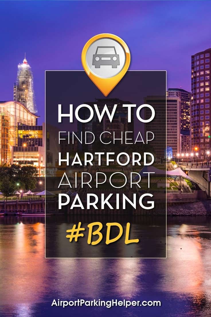 Awesome Bradley airport parking methods for saving money. Click and discover tips, compare rates and quickly book online. AirportParkingHelper.com explains numerous methods to book cheap BDL parking rates, Hartford airport parking coupons and bargains - ideal for those planning a wedding, cruise, Disney vacation, babymoon, honeymoon or other travel. Follow us on Pinterest to discover more great budget travel tips such as free things to do in New York, Chicago, LA & beyond!