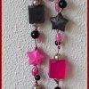 Handmade soap chain - for decoration