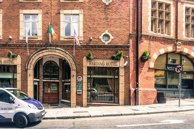 DUBLIN  31 MAY 2014 - THE HARDING HOTEL