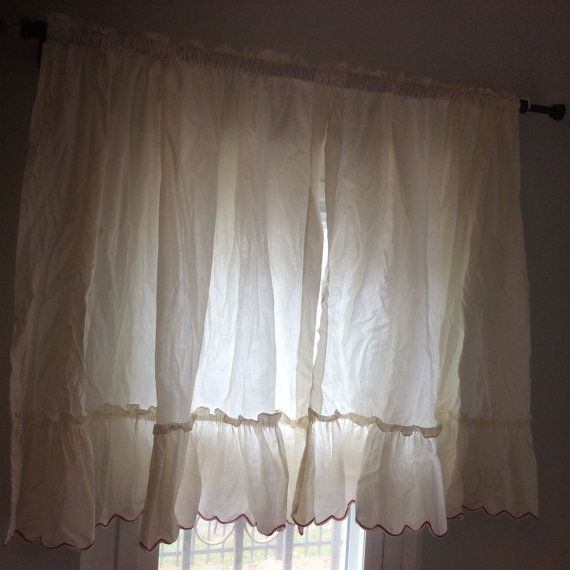 22 best curtain hold backs images on pinterest sheet for 1940s window treatments