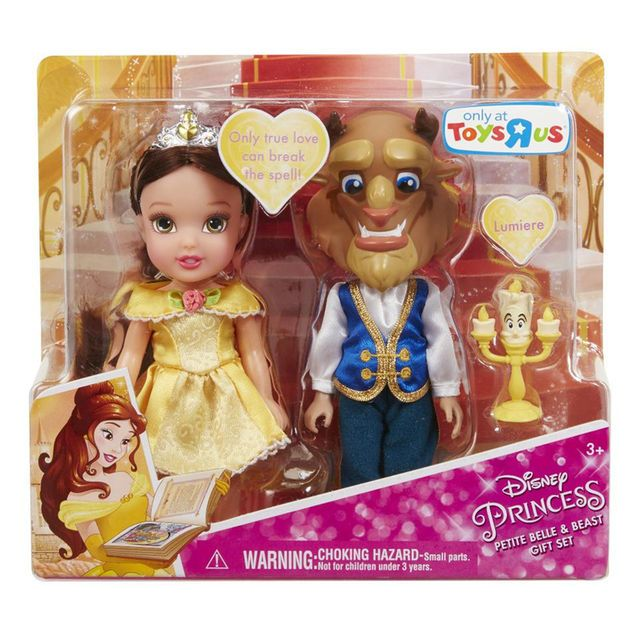 6 inches Doll Disney Princess Petite Belle