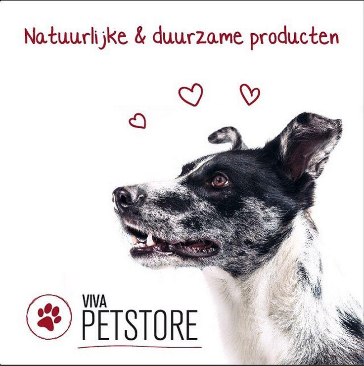 The best natural products for pets can be found on www.vivapura.nl | De beste natuurlijke en duurzame producten voor huisdieren zijn te vinden op www.vivapura.nl #natural #petfoods #pets #dog #dogs #cat #cats #natuurlijk #duurzaam #hond #honden #kat #katten #huisdier #webshop #viva #petstore #vivapetstore