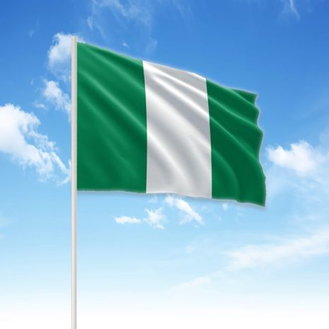 Nigeria National Flag 5ft x 3ft