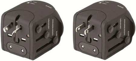 Lewis N. Clark Universal 4-in-1 Travel Adapter