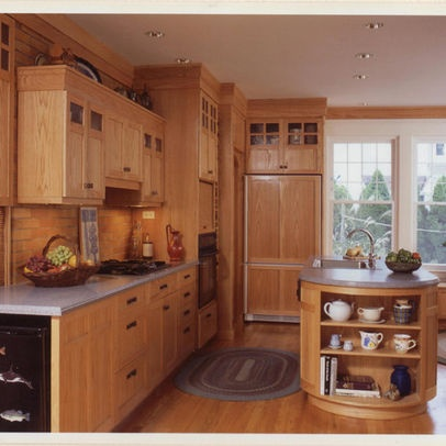 131 best images about other on pinterest cabinets for Arts and crafts kitchen designs