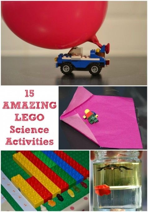 Science with LEGO
