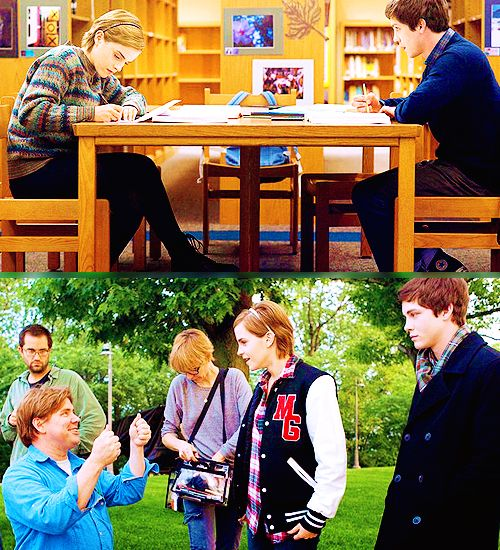 The more stills I see, the more excited I am for The Perks of Being a Wallflower movie.