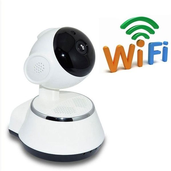 1080P Wireless Wifi IP Camera Webcam Baby Pet Monitor CAM Pan//Tilt Home Security
