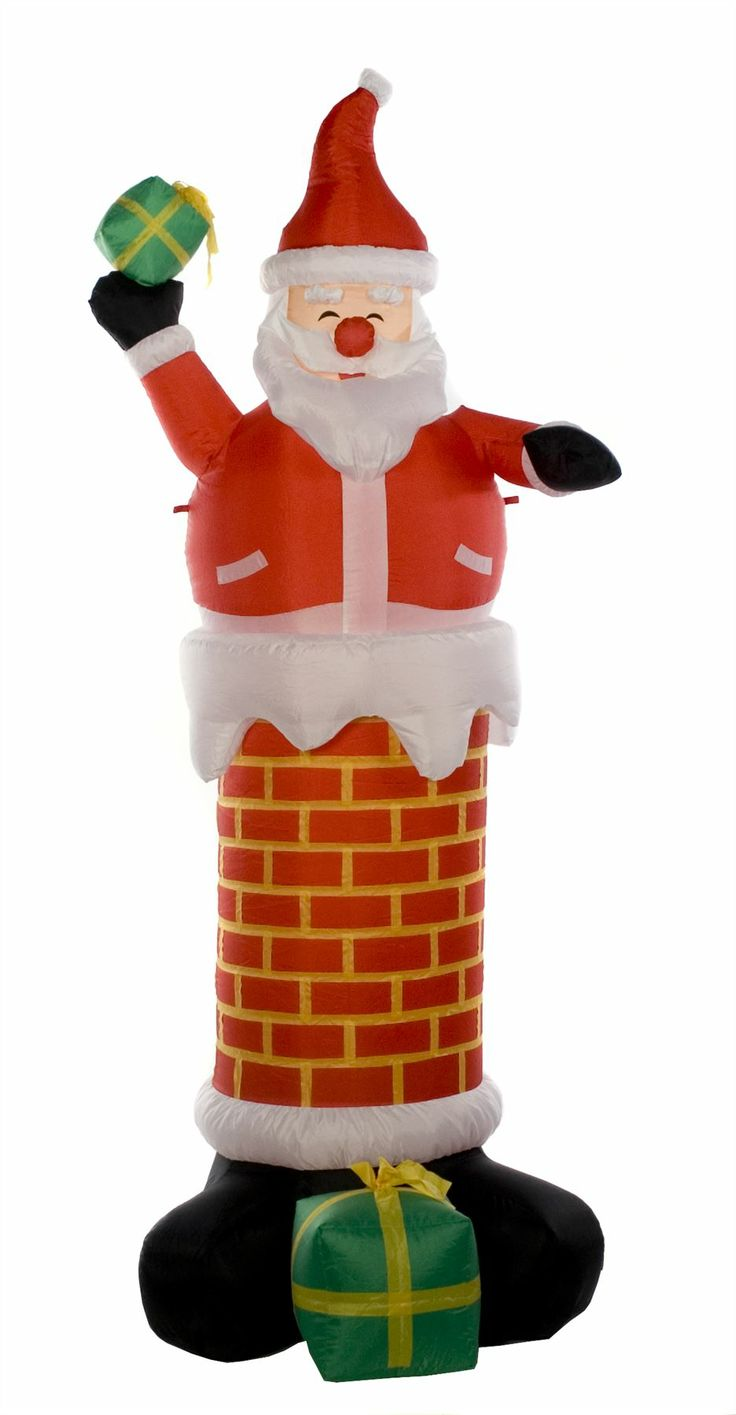 New Outdoor And Indoor Inflatable Christmas Decorations Beautiful Xmas  Display