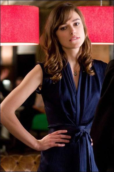 Keira Knightley- Last Night. I love this dress