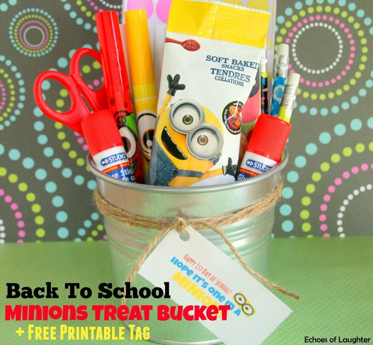 Minions Treat Bucket2