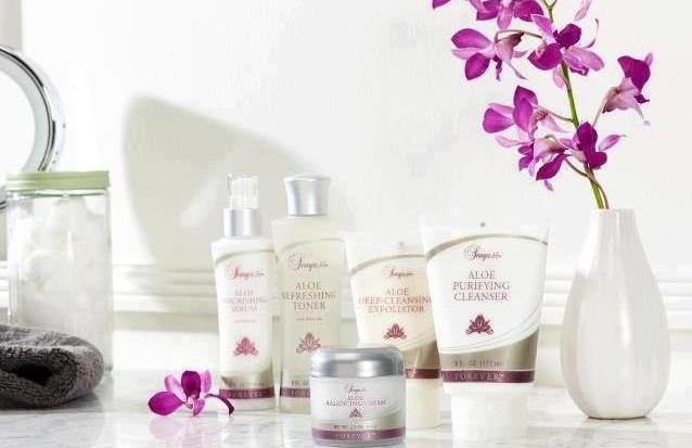 Sonya Skin Care Collection - To help rejuvenate and moisturize your skin like never before.