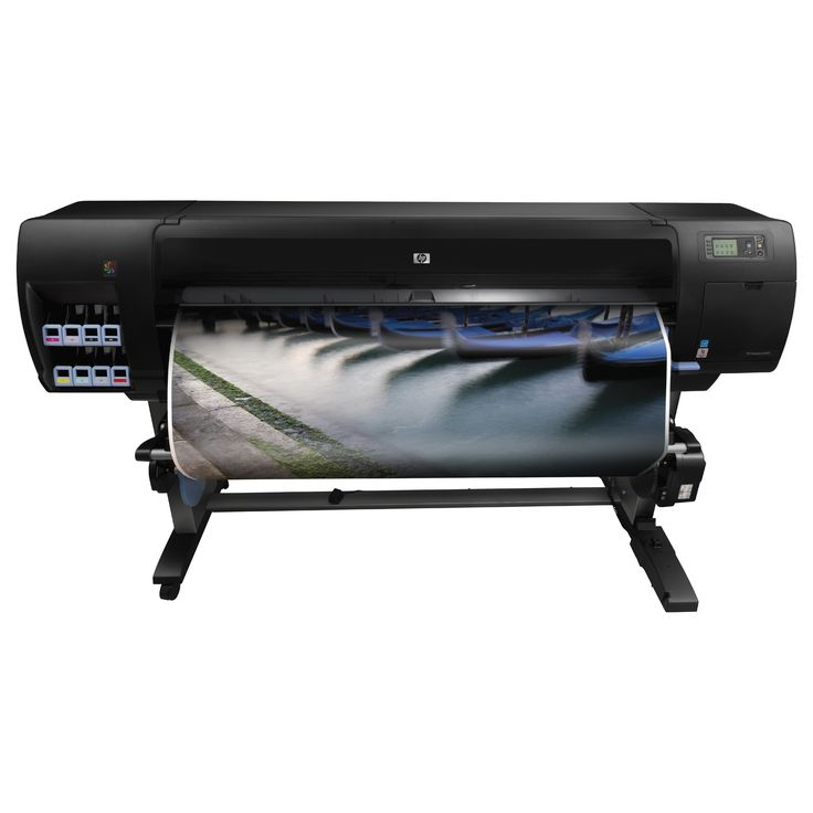 "HP Designjet Z6200 Inkjet Format Printer - 42"" - Color #CQ109B#BCB"