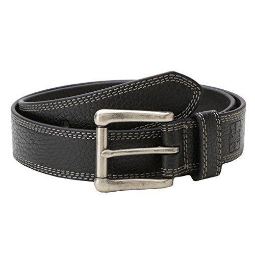 (エムアンドエフ ウエスタン) M&F Western メンズ アクセサリー ベルト HDX Triple Stitch Belt 並行輸入品  新品【取り寄せ商品のため、お届けまでに2週間前後かかります。】 カラー:Black カラー:ブラック