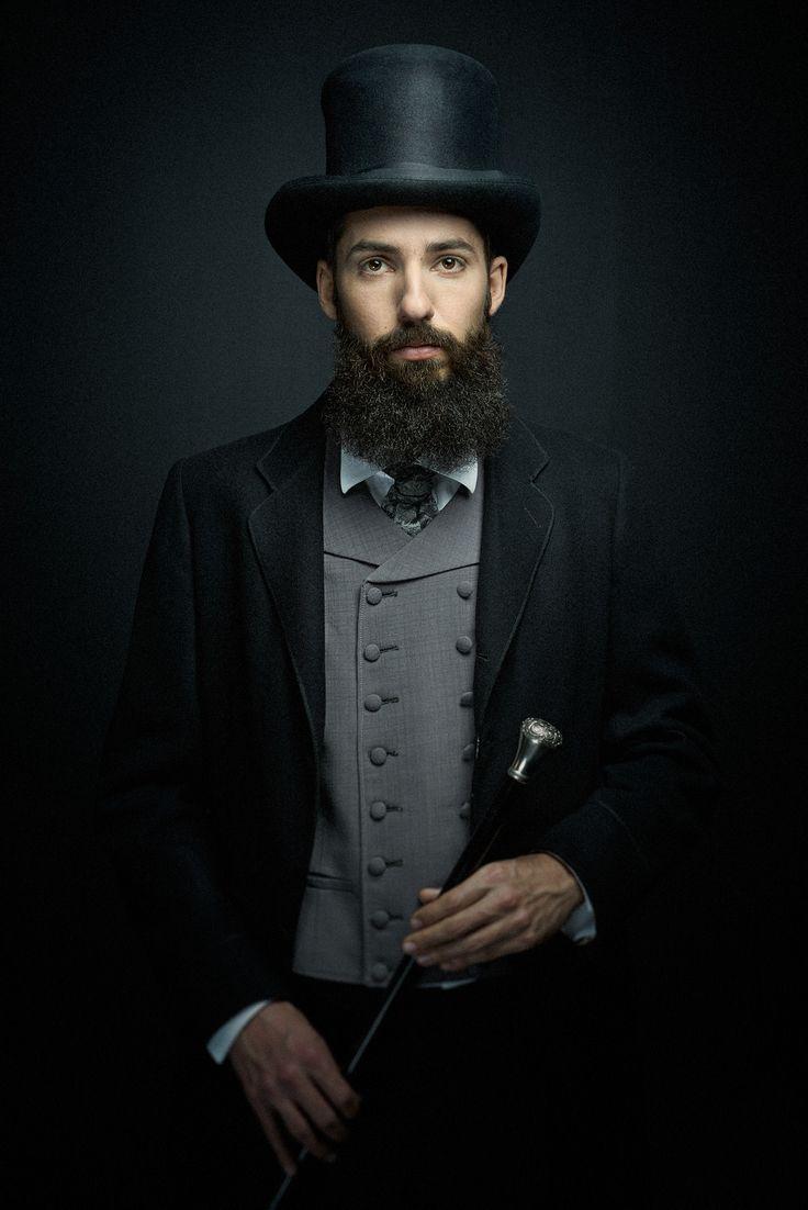 Portrait of a gentleman - Portrait of a gentleman.
