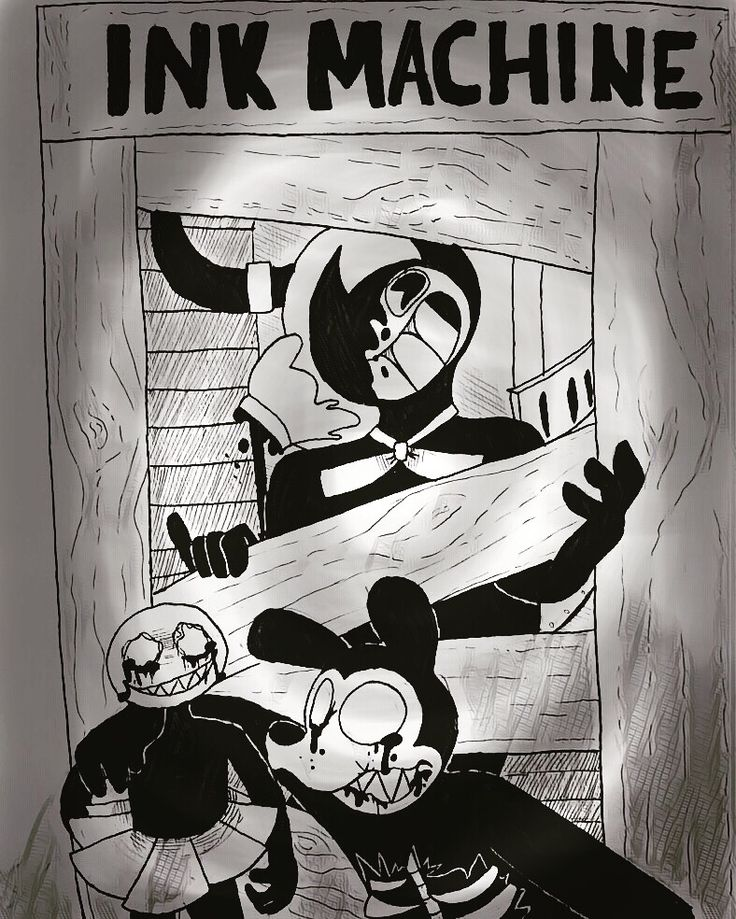 bendy and the ink machine | Tumblr | Bendy & The Ink ...