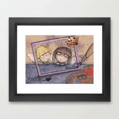 Matita's Art Framed Art Print