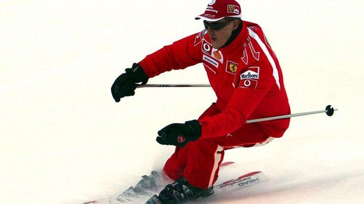 Oficial: el casco de Michael Schumacher se quebró en dos | Michael Schumacher, Alemania, Fórmula 1