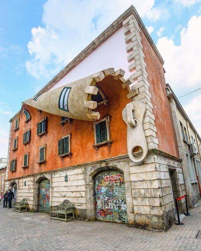Nouvel This amazing Urban street art that you can find in Milan, Italy in NP-85