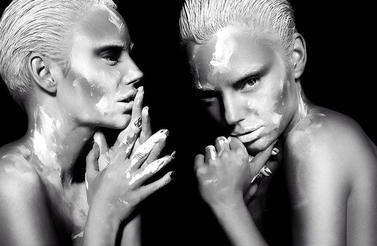 #Photoshoot, #SarahGrunden, #Bubbleroom #magazine, #Beauty, #PhotobyLinneaFrank, #fashion, #makeup