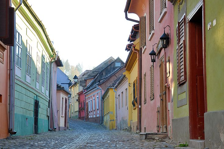 Румыния - Сигишоара