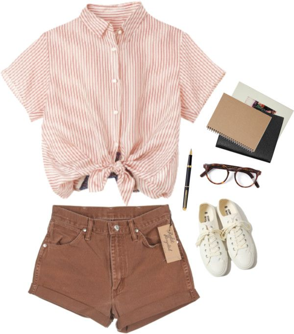 """especially studious"" by cotton-clouds on Polyvore"