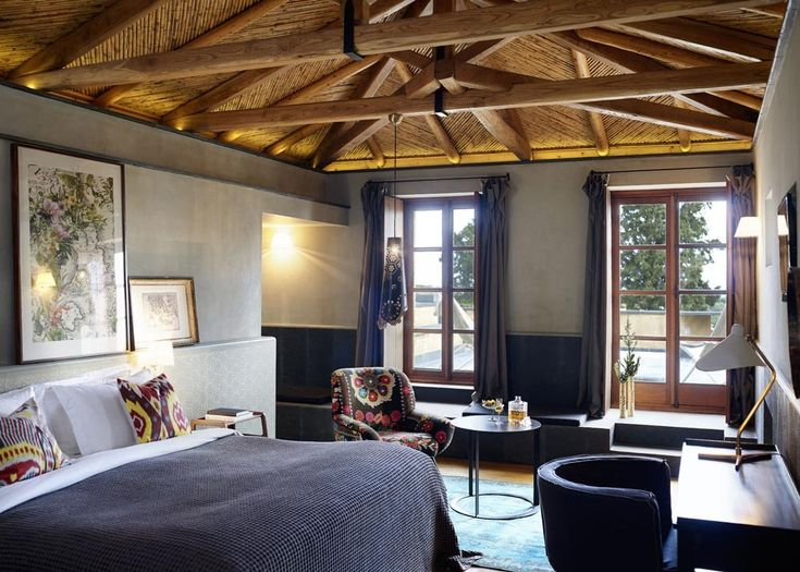 Kinsterna Hotel: A rural mansion transformed into a world-class hotel - The Greek Foundation