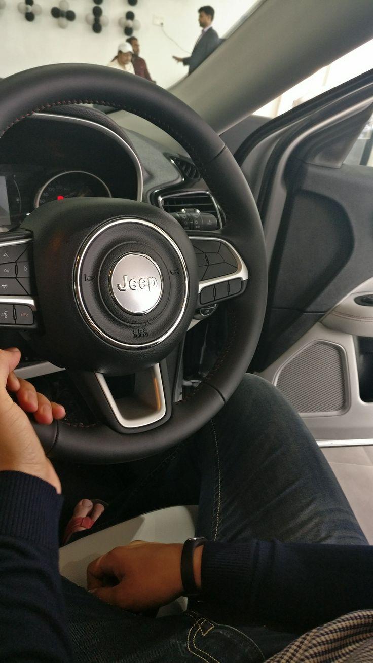 25 b sta jeep compass accessories id erna p pinterest - Jeep compass interior ...