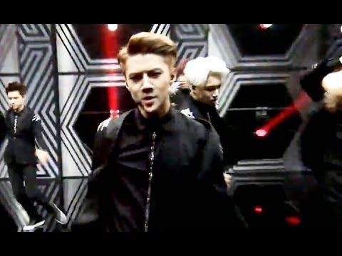 [Live HD] EXO K Overdose 중독 M Countdown 엠카 140508 [HD]