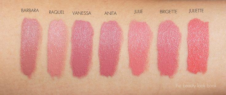 The Beauty Look Book: NARS Audacious Lipstick | Beauty Look Book Picks