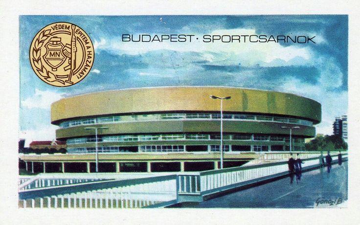 Ma (február 12) lenne 35 éves a Budapest Sportcsarnok! Béke poraira!